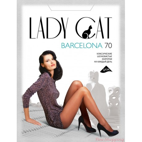 "Колготки ""Lady Cat"" Barcelona 70 XL, XXL"