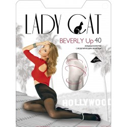 "Колготки ""Lady Cat"" Beverly UP 40"