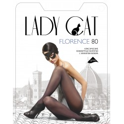 "Колготки ""Lady Cat"" Florence 80 XL, XXL"