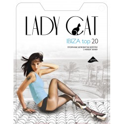 "Колготки ""Lady Cat"" Ibiza top 20"