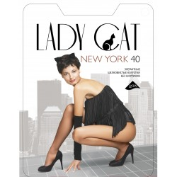 "Колготки ""Lady Cat"" New York 40 XL,XXL"