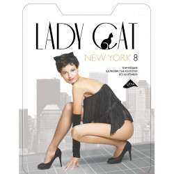 "Колготки ""Lady Cat"" New York 8"