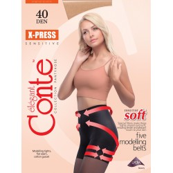 Колготки CONTE elegant X-Press 40 XL
