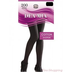 Колготки DEA MIA COTTON 200 XL, XXL