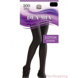 Колготки DEA MIA COTTON 300 XL, XXL