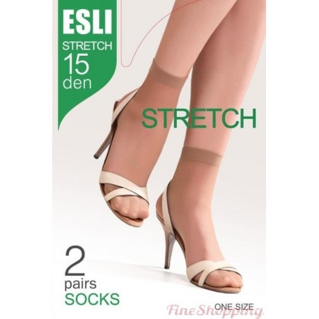 Носки Esli STRETCH 15 (2 пары)
