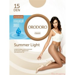 Колготки ORODORO Summer Light 15