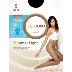 Колготки ORODORO Summer Light 8