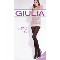 Колготки Giulia WELL COTTON 150