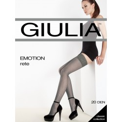 Чулки Giulia EMOTION RETE